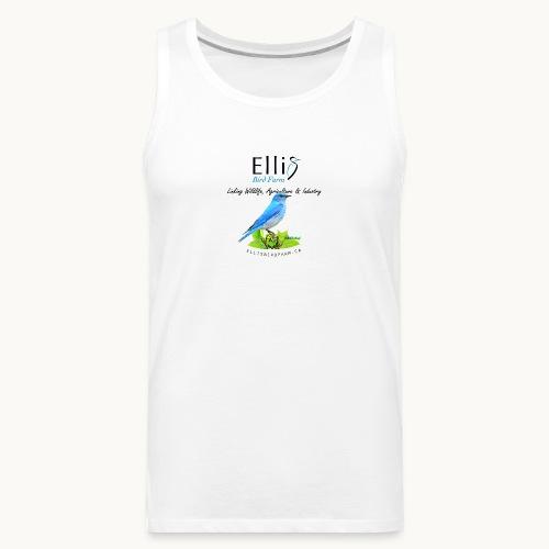 Ellis Bird Farm - Carolyn Sandstrom - Men's Premium Tank