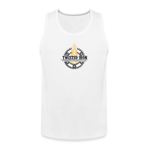 Twisted Iron Farming Co - Men's Premium Tank