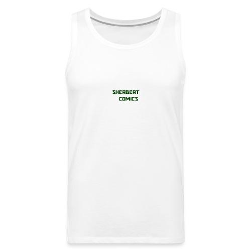 SherbertComics - Men's Premium Tank