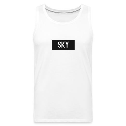 SKY - Men's Premium Tank