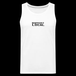 SUPPORT LOCAL - Men's Premium Tank