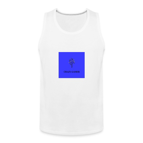 Gaming t shirt - Men's Premium Tank