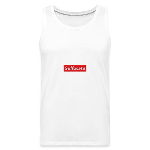 Suffocate - Men's Premium Tank