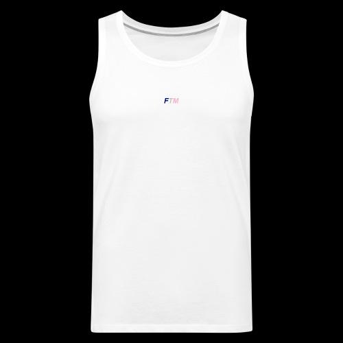 FTM Label Shirt - Men's Premium Tank
