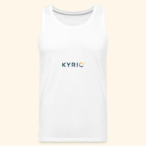 Kyrio cmyk main - Men's Premium Tank
