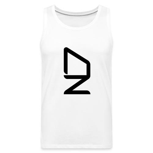 DZ logo - Men's Premium Tank