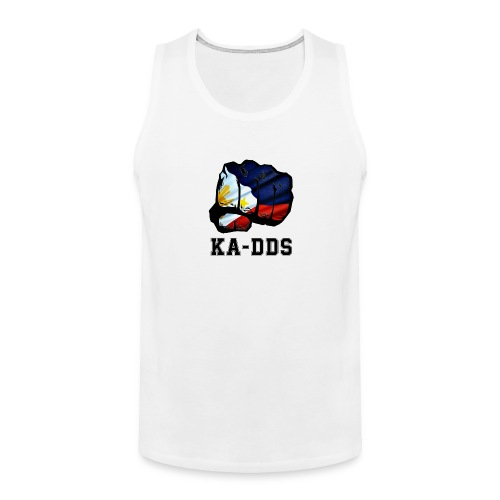 Duterte Fist of the DDS - Men's Premium Tank