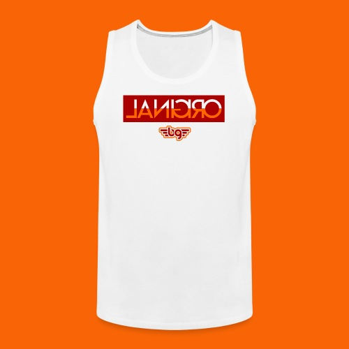 ORIGINAL BEARD GAME - Men's Premium Tank