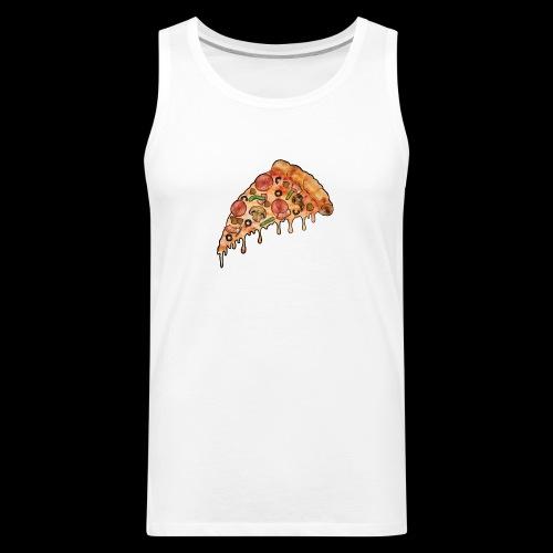 THE Supreme Pizza - Men's Premium Tank