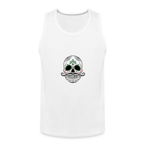 day of the dead 2177235 960 720 - Men's Premium Tank
