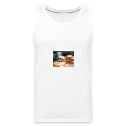 burger2 - Men's Premium Tank