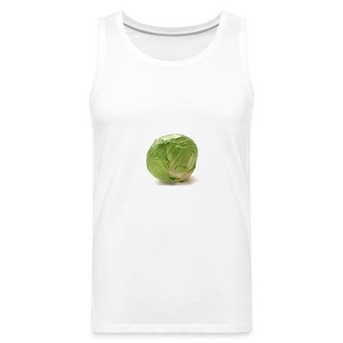CabbageTexts Streetwear - Men's Premium Tank