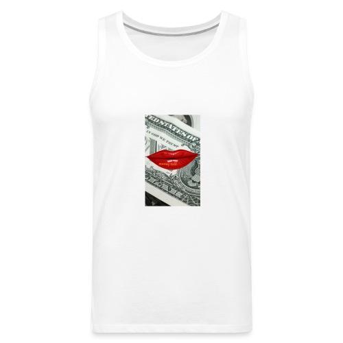 Money talk - Men's Premium Tank
