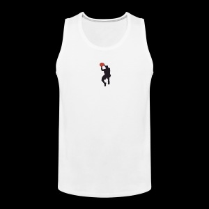 Love & Basketball Memoirs of Life - Men's Premium Tank