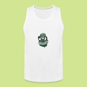 Earth Face - Men's Premium Tank