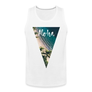 Aloha Pyramid - Men's Premium Tank