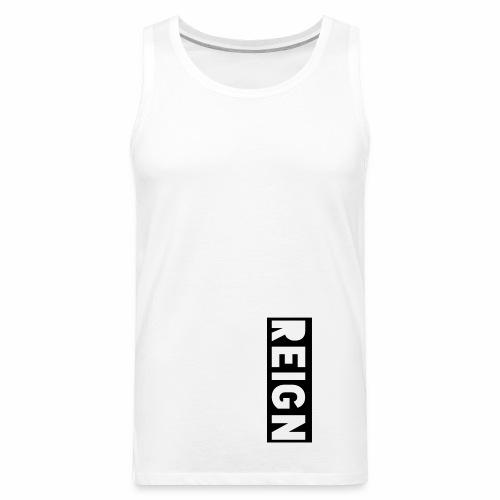 Reign Logo - Men's Premium Tank
