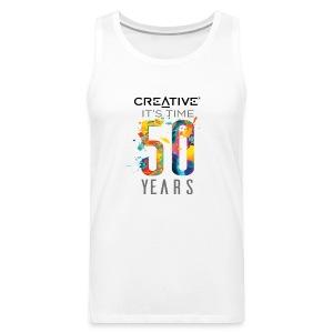 creative no limit - Men's Premium Tank