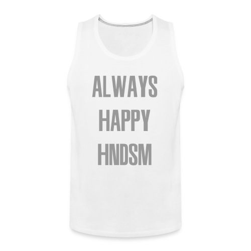 happy - Men's Premium Tank