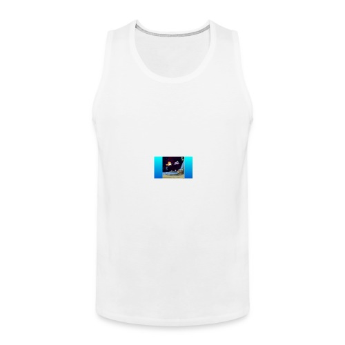 jack in spaceack space - Men's Premium Tank