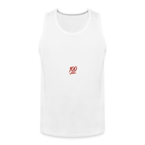 100 flawless - Men's Premium Tank