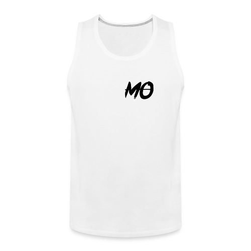 Logo Design 2 - Men's Premium Tank
