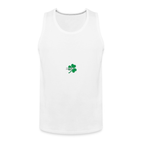 IRISH AF - Men's Premium Tank
