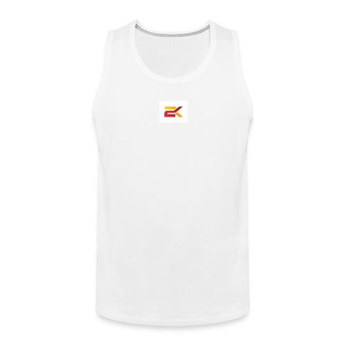 Sam 2K Logo Merch - Men's Premium Tank