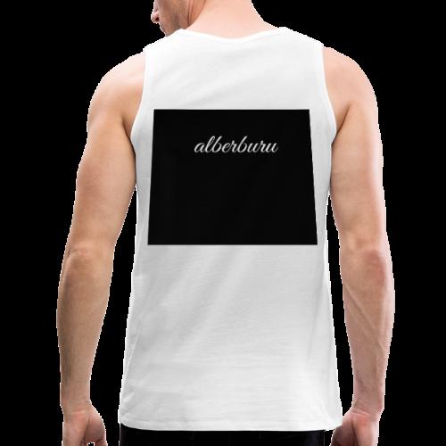 ALBERBURU - Men's Premium Tank
