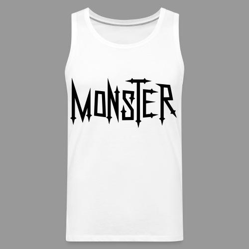 Monster - Men's Premium Tank