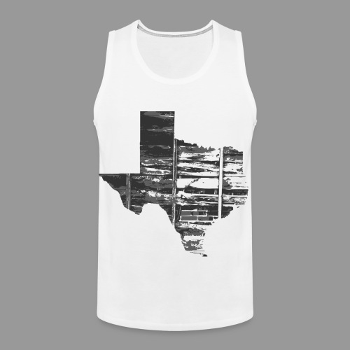 Real Texas - Men's Premium Tank