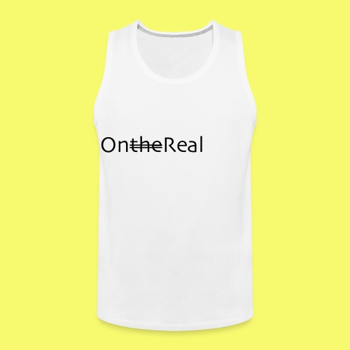 OntheReal ice 2 - Men's Premium Tank