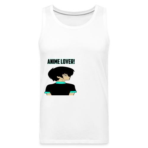 anime lover - Men's Premium Tank