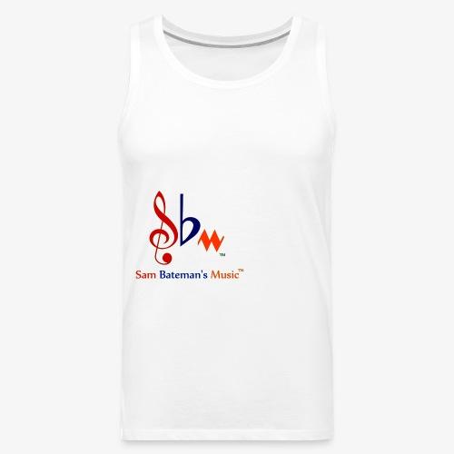 Sam Bateman's Music - Men's Premium Tank