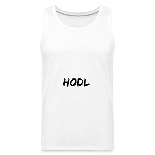 HODL - Men's Premium Tank