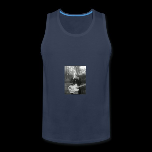 The Power of Prayer - Men's Premium Tank