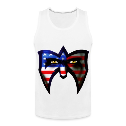 Warrior America - Men's Premium Tank