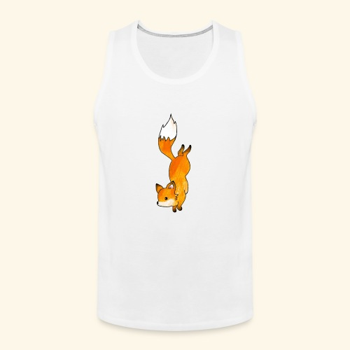 Space Fox - Men's Premium Tank