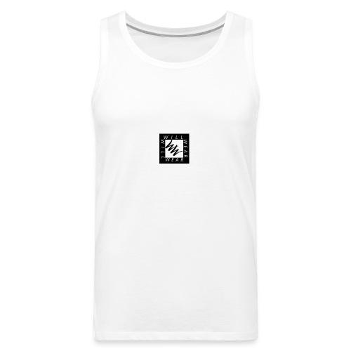 Phone logo - Men's Premium Tank