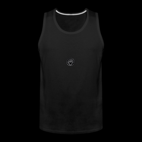 Knight654 Logo - Men's Premium Tank