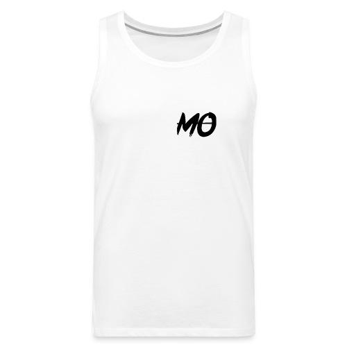 Logo Design 2 - Men's Premium Tank