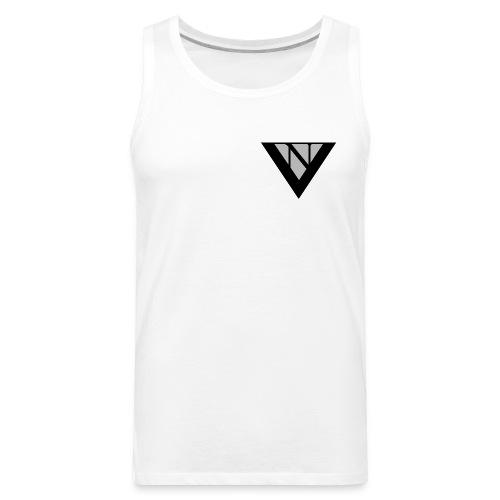 nick vance logo 3 - Men's Premium Tank