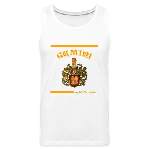 GEMINI ORANGE - Men's Premium Tank