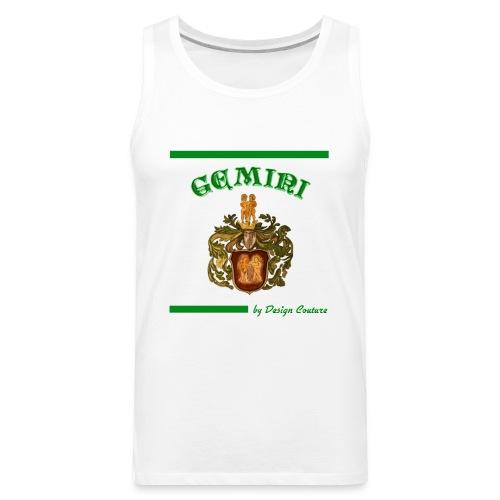GEMINI GREEN - Men's Premium Tank