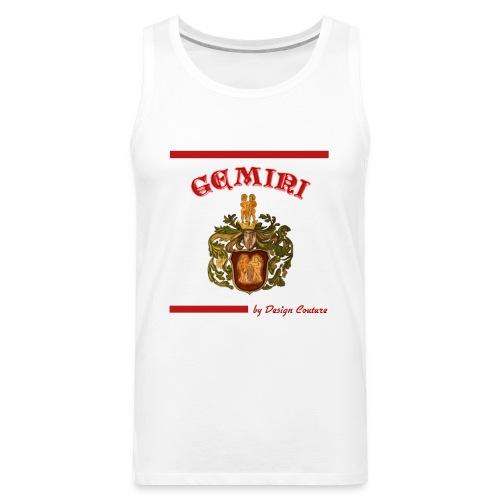 GEMINI RED - Men's Premium Tank
