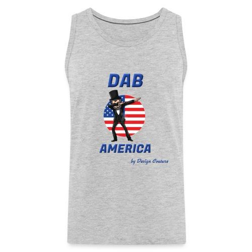 DAB AMERICA BLUE - Men's Premium Tank