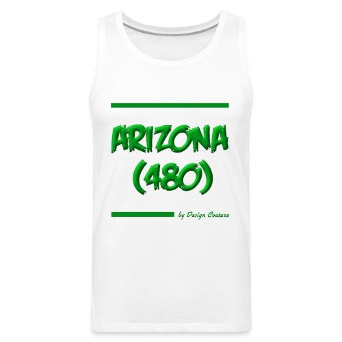 ARIZON 480 GREEN - Men's Premium Tank