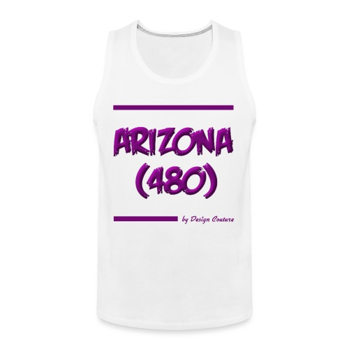 ARIZON 480 PURPLE - Men's Premium Tank
