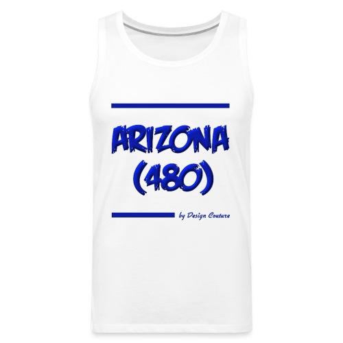 ARIZON 480 BLUE - Men's Premium Tank