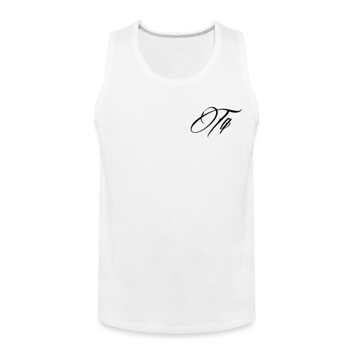 Tq Tattoo - Men's Premium Tank